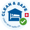 Votre séjour à l'Hotel Du Nord Interlaken: Clean and safe!